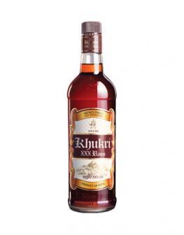 Khukri XXX Rum - 750ml
