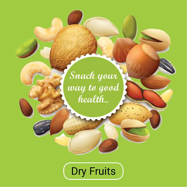 Happy Shoppe – Dry Fruits & Nuts