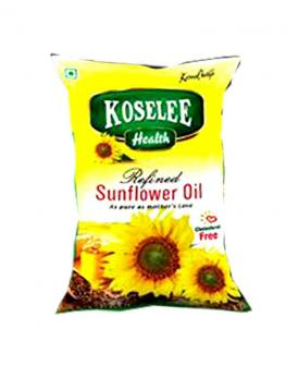Koselee Health Sunflower Oil - 1ltr