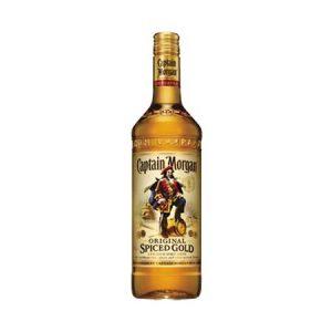Captain Morgan Spiced Gold Rum - 1ltr