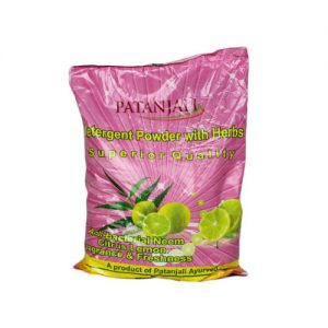 Patanjali Detergent Powder with herbs Superior Quality 2kg