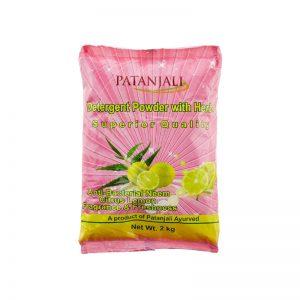 Patanjali Superior Detergent Powder - 2 kg