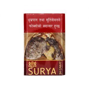 Surya 24 Carat Red - 20N