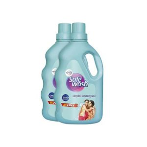 Safe Wash Liquid Detergent – 200g
