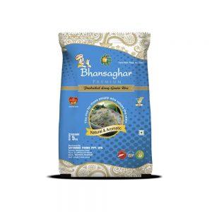 bhansaghar parboiled long grain rice 5kg