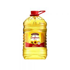 borges sunflower oil 5ltr