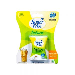 sugarfree natura 100n