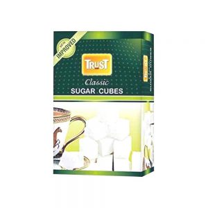 trust classic sugar cubes 500g