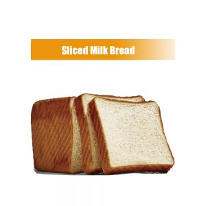 sliced milk bread