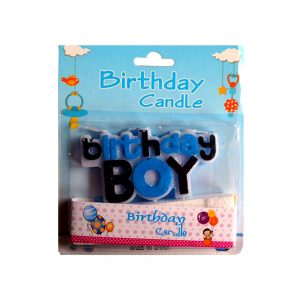 birthday candle boy/girl