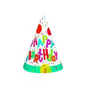 birthday cap 1pc