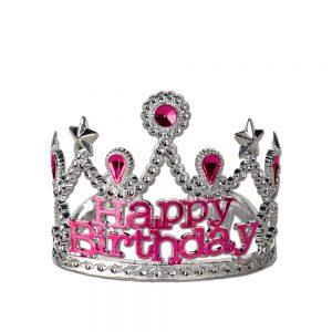 birthday crown for girls