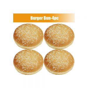 burger bun 4pc