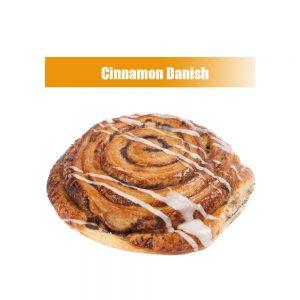 cinnamon danish