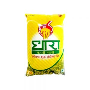 dhara pure mustard oil 1ltr