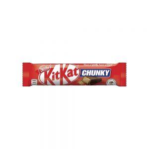 nestle kit kat chunky red 40g