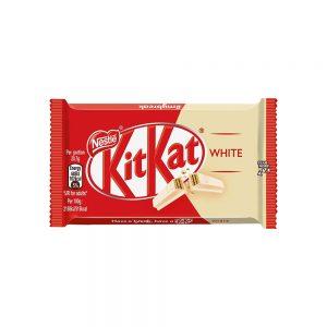 nestle kit kat white 41.5g