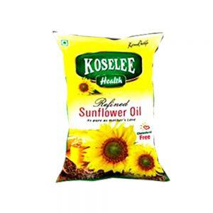 Koselee Health sunflower oil 1ltr