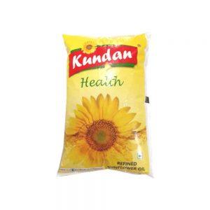 kundan Health Sunflower Oil 1ltr