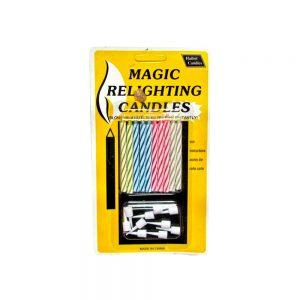 magic candle 10pc