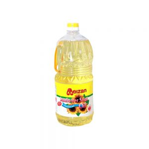 meizan sunflower oil jar 2ltr