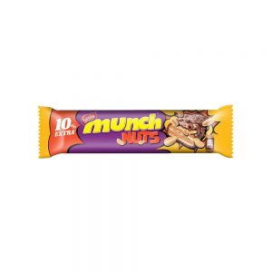 nestle munch nuts 35.2g