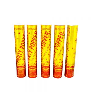 party popper 1pc