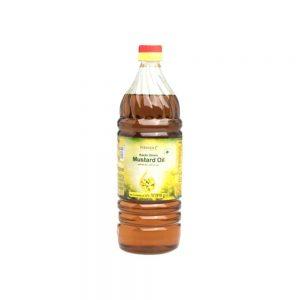 patanjali mustard oil jar 1ltr