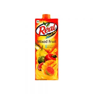 real mixed fruit 1ltr
