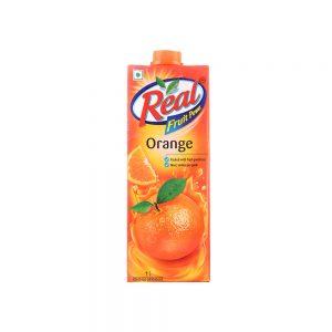 real orange 1ltr