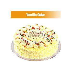 vanilla cake 1pound