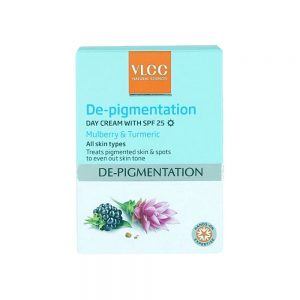 vlcc de-pigmentation day cream 50g