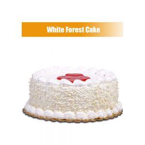 white forest cake 1pound