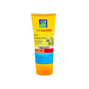 Astaberry UV Guard Sun Protection Cream Spf 30 - 100ml