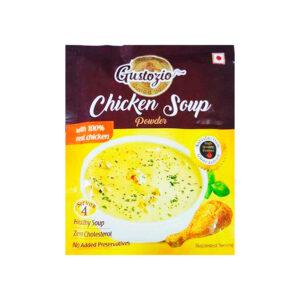 Gustozio Chicken Soup - 42g