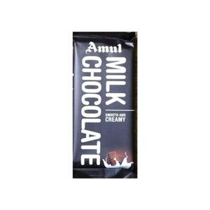 amul milk chocolate 40g