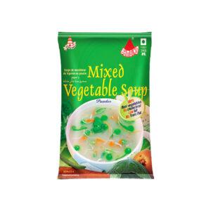 bambino mixed veg soup 45g