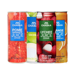 chabaa juice can 230ml