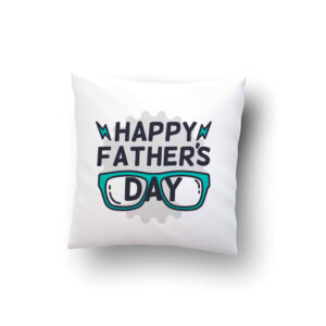 father's day printed cushion1