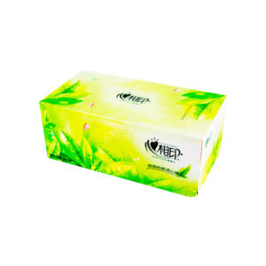 hearttex Facial Tissue 100pc