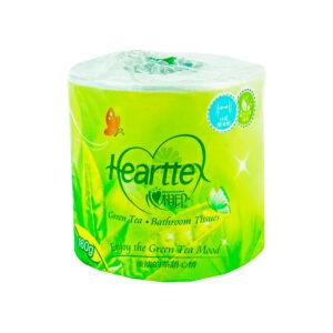 Hearttex green tea bathroom tissue 160g