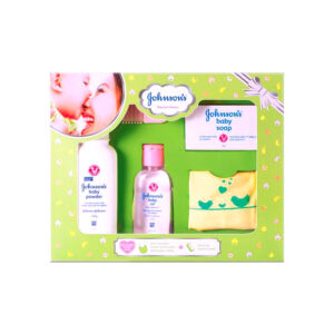 johnsons baby care collection small