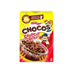 kellogg's chocos crunchy bites 375g
