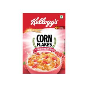 kelloggs cornflakes strawberry 300g