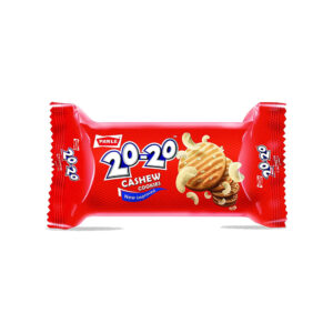 parle 20-20 cashew cookies 160g