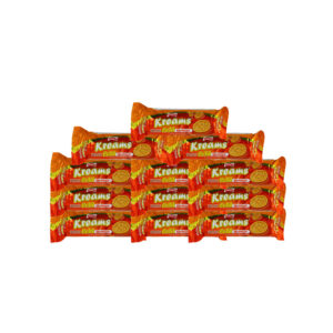 parle kreams orange 52.5g