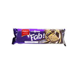 parle platina fab chocolate 112g