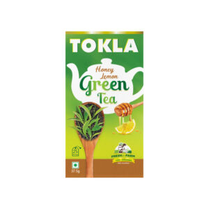 tokla green tea honey lemon 25bags
