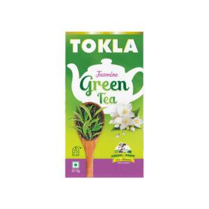 tokla green tea jasmine 25bags