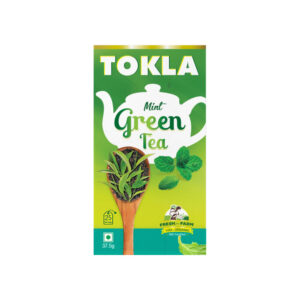 tokla green tea mint 25bags